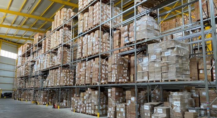 Hudson unveils €3.5 million distribution centre in Hal Far