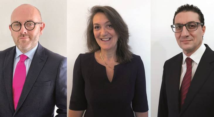 HSBC appointments