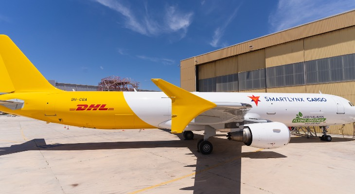 SmartLynx introduces first Malta-registered freighter