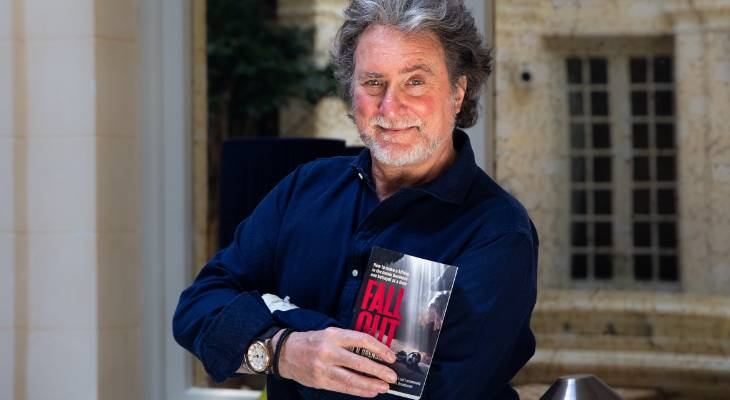 Fall Out, a new thriller novel by Malta-based author M N (Mark) Grenside that has received rave reviews, has now been launched in Malta.   Described b